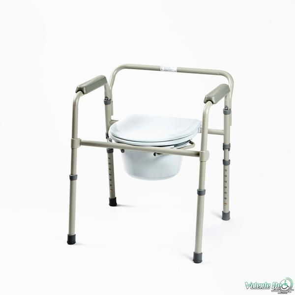 Saliekams tualetes krēsls - Складной туалетный стул