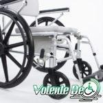 Tualetes un dušas ratiņi - Туалетно-душевое кресло-коляска