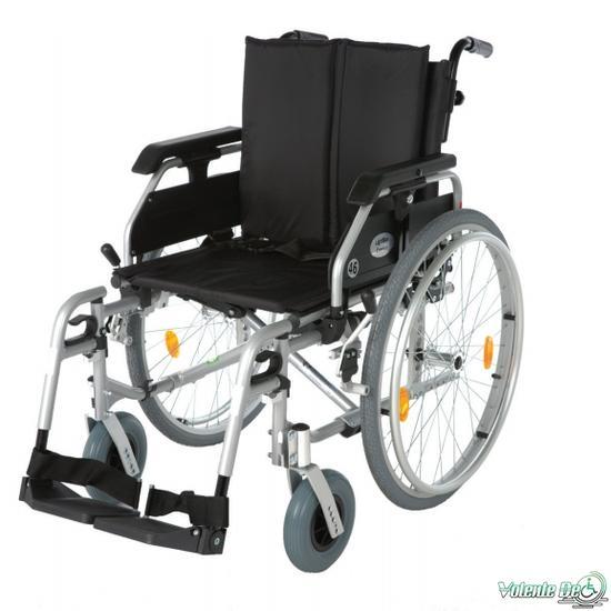 Vieglais invalīdu krēsls Lightman Comfort - Облегчённое инвалидное кресло Lightman Comfort