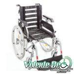 Vieglais invalīdu krēsls Lightman Comfort Plus - Облегчённое инвалидное кресло Lightman Comfort Plus