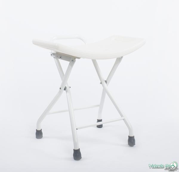 Salokāms dušas krēsls - Складной душевой стул